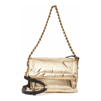 Marc Jacobs Women's 'The Mini Pillow Metallic' Shoulder Bag