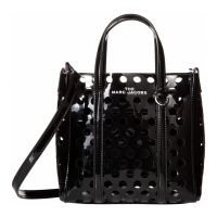 Marc Jacobs Women's 'The Tag 21 Perforated Patent' Tote Bag