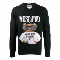 Moschino Pull-over 'Teddy Bear' pour Hommes
