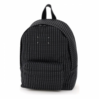 Maison Margiela Men's 'Logo Embroidery' Backpack