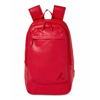 Jordan Men's 'Red Legacy Perforated' Backpack