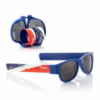 Innovagoods Lunettes de soleil 'World Cup France Roll-Up'