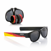 Innovagoods Lunettes de soleil 'World Cup Germany Roll-up'