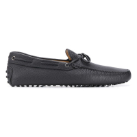 Tod's Mocassins 'Gommino tie' pour Hommes