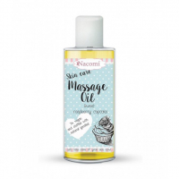 Nacomi 'Sweet Raspberry Cupcake' Massage Oil - 150 ml