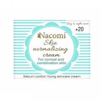 Nacomi 'Sebum Control 20+' Day & Night Cream - 50 ml