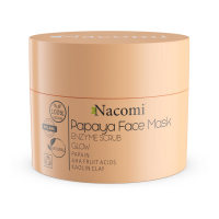 Nacomi 'Papaya' Face Mask - 50 ml