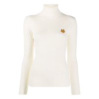 Kenzo Women's 'Tiger Patch' Turtleneck Sweater