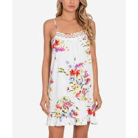 Linea Donatella Women's 'Floral-Print' Nightdress
