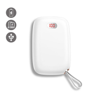La Coque Francaise Power Bank for Universal - White