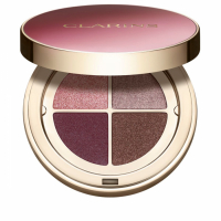 Clarins '4 Colours' Eyeshadow - 02 - Rosewood 4.2 g