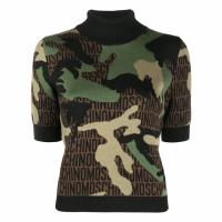 Moschino Women's 'Camouflage' Top
