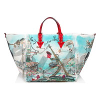 Christian Louboutin Women's 'Cabaraparis' Shopping Bag
