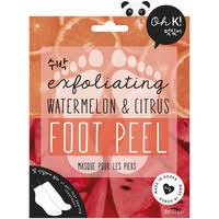 OH K! 'Watermelon & Citrus' Foot Tissue Mask - 220 ml