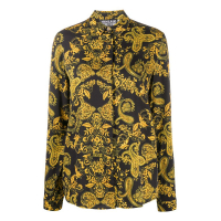 Versace Jeans Couture Women's 'Paisley' Shirt
