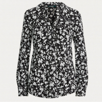 LAUREN Ralph Lauren Women's 'Floral' Long sleeve top