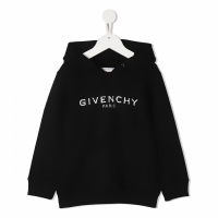 Givenchy Children's 'Distressed Logo' Hoodie