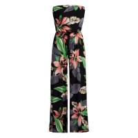 New York & Company Women's 'Floral Strapless' Jumpsuit
