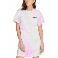 DKNY Robe T-shirt 'Sport Tie-Dyed' pour Femmes