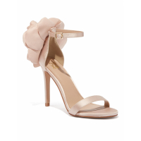 New York & Company Women's 'Floral Accent' High Heel Sandals