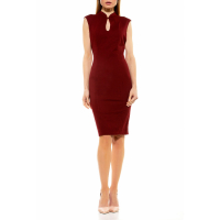 Alexia Admor Women's 'Amelia Cap Sleeve' Midi Dress
