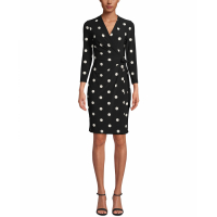Anne Klein Women's 'Nomad' Wrap dress