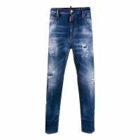 Dsquared2 Jeans 'Ripped Paint-Splatter' pour Hommes