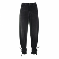 Pinko Women's 'Ankle-Tie Tapered' Jeans