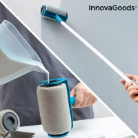 Innovagoods 'Roll'n'Paint Anti-Drip Refillable Roller' Set