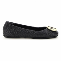 Tory Burch 'Quilted Minnie' Ballerinas für Damen