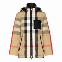 Burberry Women's 'Vintage Reversible' Puffer Jacket