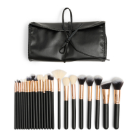 Zoë Ayla Make Up Pinsel-Set - 24 Einheiten