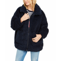 Tommy Hilfiger Women's 'Sherpa' Coat