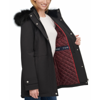 Tommy Hilfiger Women's 'Hooded' Raincoat