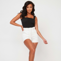 Guess Women's 'Kady Paperbag' Shorts
