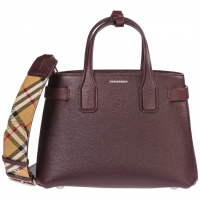 Burberry Sac à main 'The Small Banner' pour Femmes
