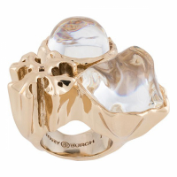 Tory Burch 'Roxanne Crystal-Embellished' Ring für Damen