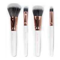 Brushworks 'Travel Makeup' Brush Set - 4 Units