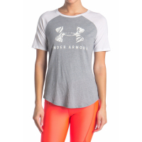 Under Armour Women's 'Baseball' T-Shirt