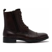 Kenneth Cole New York Bottes 'Side Zip' pour Hommes