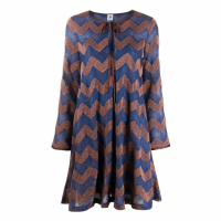 M Missoni Women's 'Chevron' Mini Dress