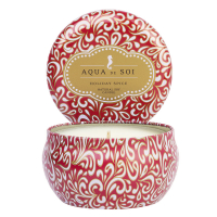 The SOi Company Bougie en étain 'Aqua De SOi' - Holiday Spice 255 g