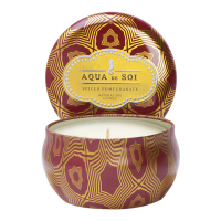 The SOi Company Bougie en étain 'Aqua De SOi' - Spiced Pomegranate 255 g