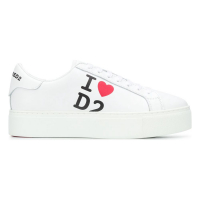 Dsquared2 Women's 'I love Dsquared2' Sneakers