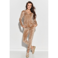 Numinou Women's 'V-neck' Sweater & Trousers Set