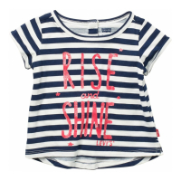 Levi's Baby Girl's 'Rise & Shine' Short sleeve Top