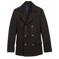 LAUREN Ralph Lauren Big Boy's Peacoat