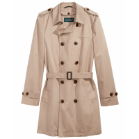LAUREN Ralph Lauren Big Boy's Trench Coat