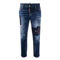 Dsquared2 Women's 'distressed' Jeans