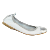 La Differenza 'Nappa' Leder-Ballerinas